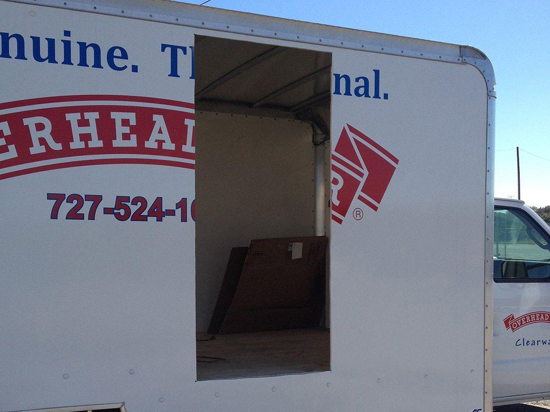 Truck Modify Door